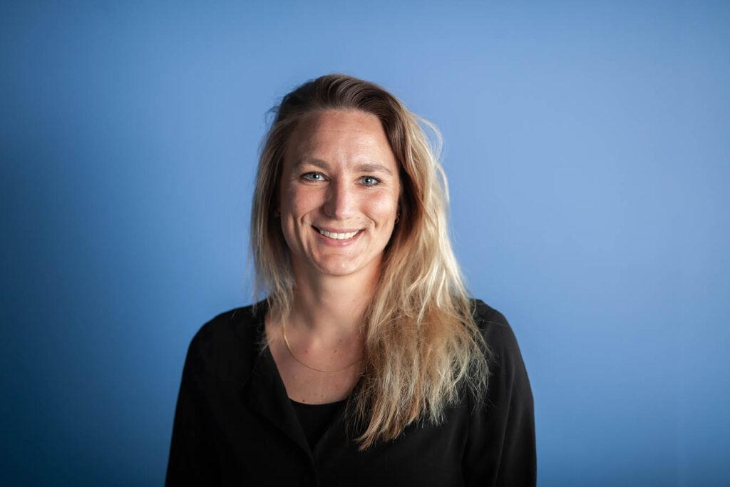 Jenneke van der Leeden